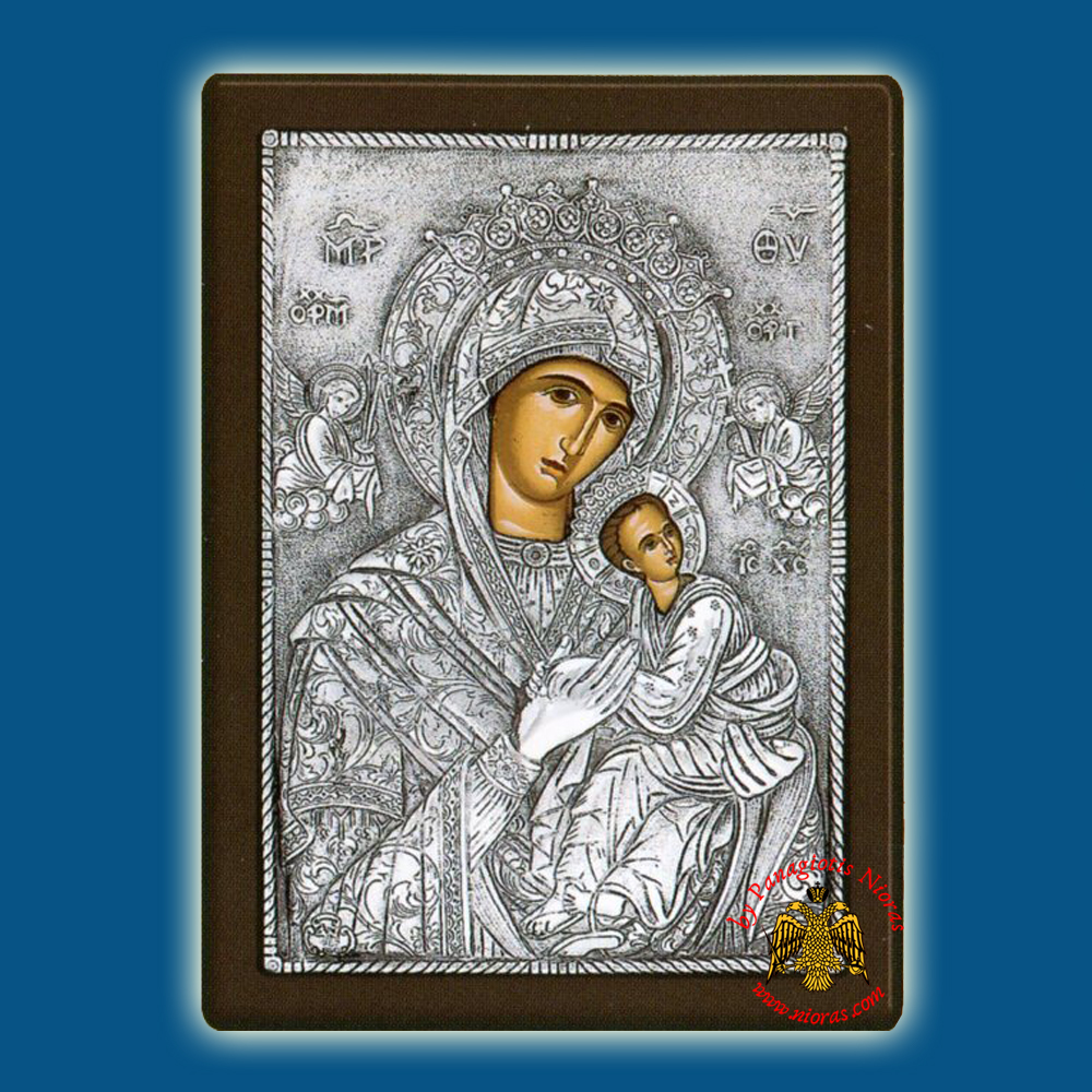 Silver Icons <br>Size: 16cm x 22cm