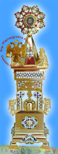 Holy Table Tabernacle Motifs