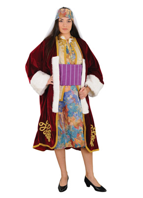 Kastelorizo Female Traditional Dance Costume