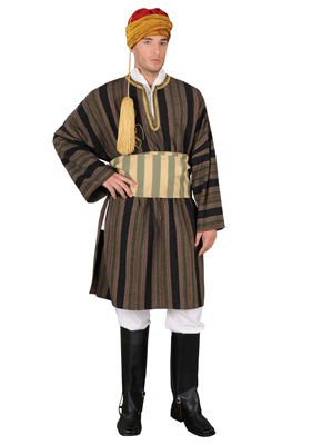 Capadokian Male Traditional Dance Costume