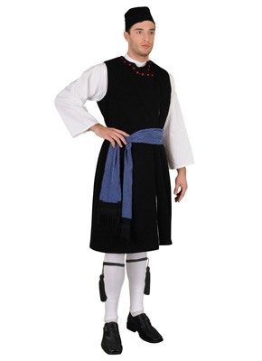 Florina Male Traditional Dance Costume
