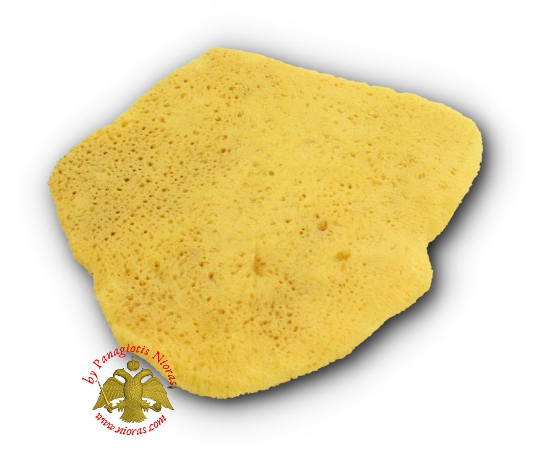 Natural Sponge for Holy Communion Discarion Cleaning No.2