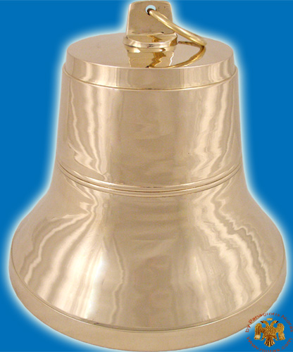 Church Orthodox Brass Metal Bell 30cm