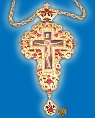 Pectoral Cross Design 3