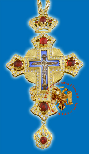 Pectoral Cross Design 03