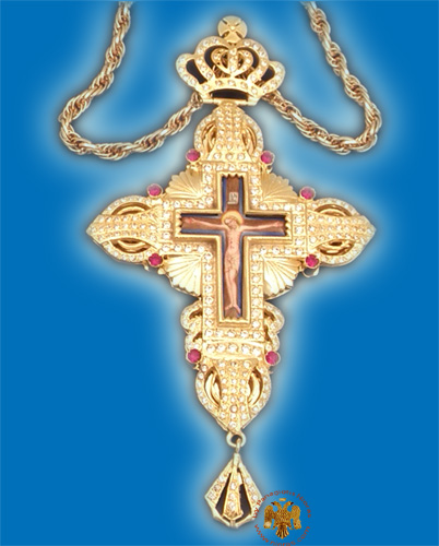Pectoral Cross Design 7