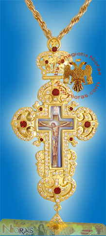 Pectoral Cross Design 13