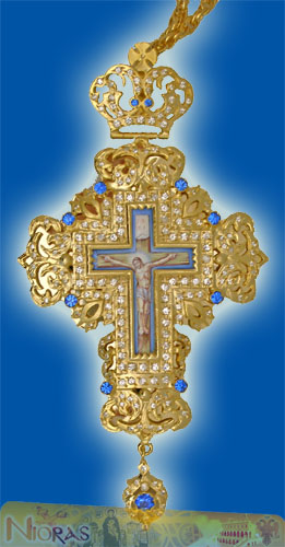 Pectoral Cross Design 56
