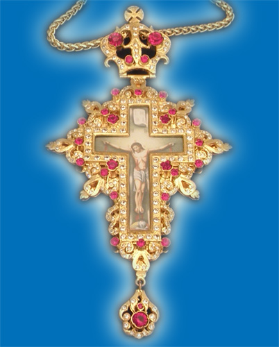 Pectoral Cross Design 8
