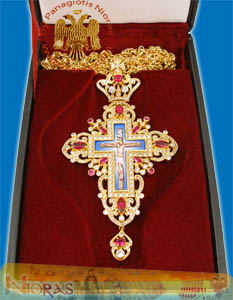 Pectoral Cross Design 68