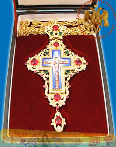 Pectoral Cross Design 67