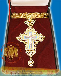 Pectoral Cross Design 69
