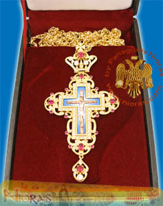 Pectoral Cross Design 71