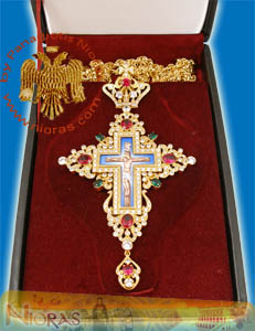Pectoral Cross Design 72