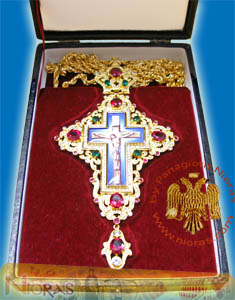 Pectoral Cross Design 73