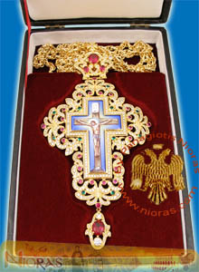 Pectoral Cross Design 66