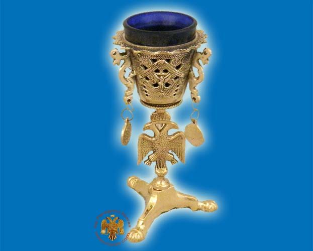 Altar Holy Table Oil Candle Gianniotiko B