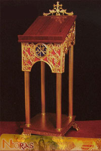 Ecclesiastical Icon Stands