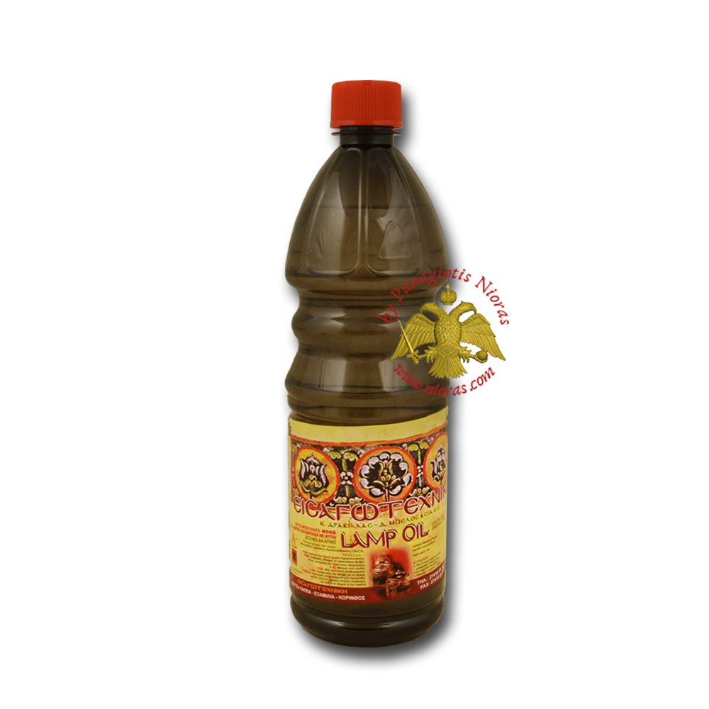 Lamp Oil For Oil Candles 1000ml