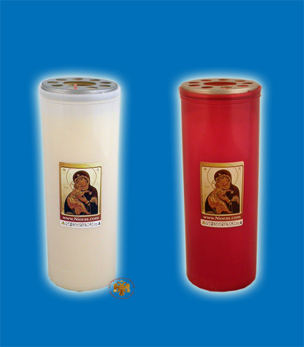Paraffin Wax Candle for Cenotaph 30T