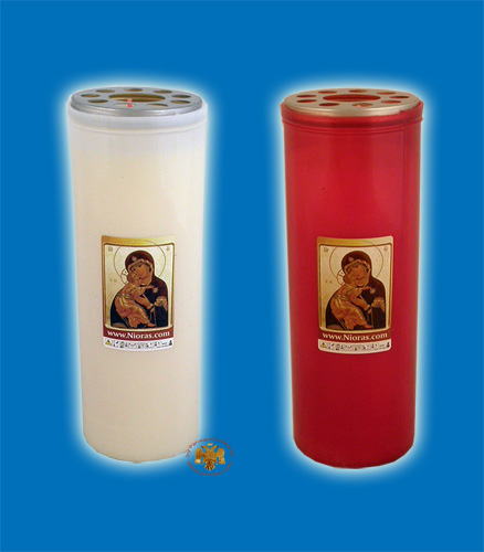 Paraffin Wax Candle for Cenotaph 40T