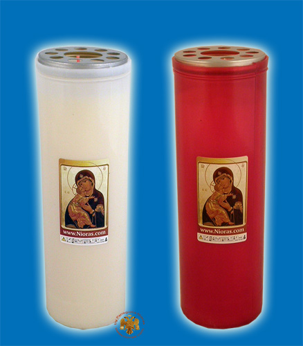 Paraffin Wax Candle for Cenotaph 60T