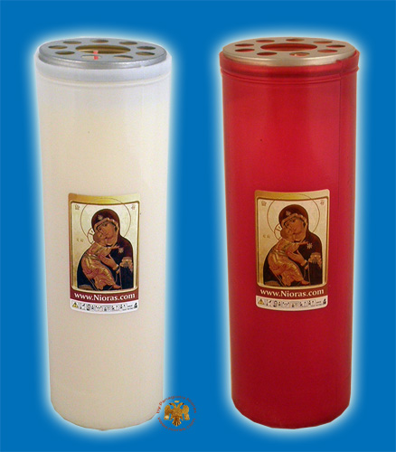 Paraffin Wax Candle for Cenotaph 80T