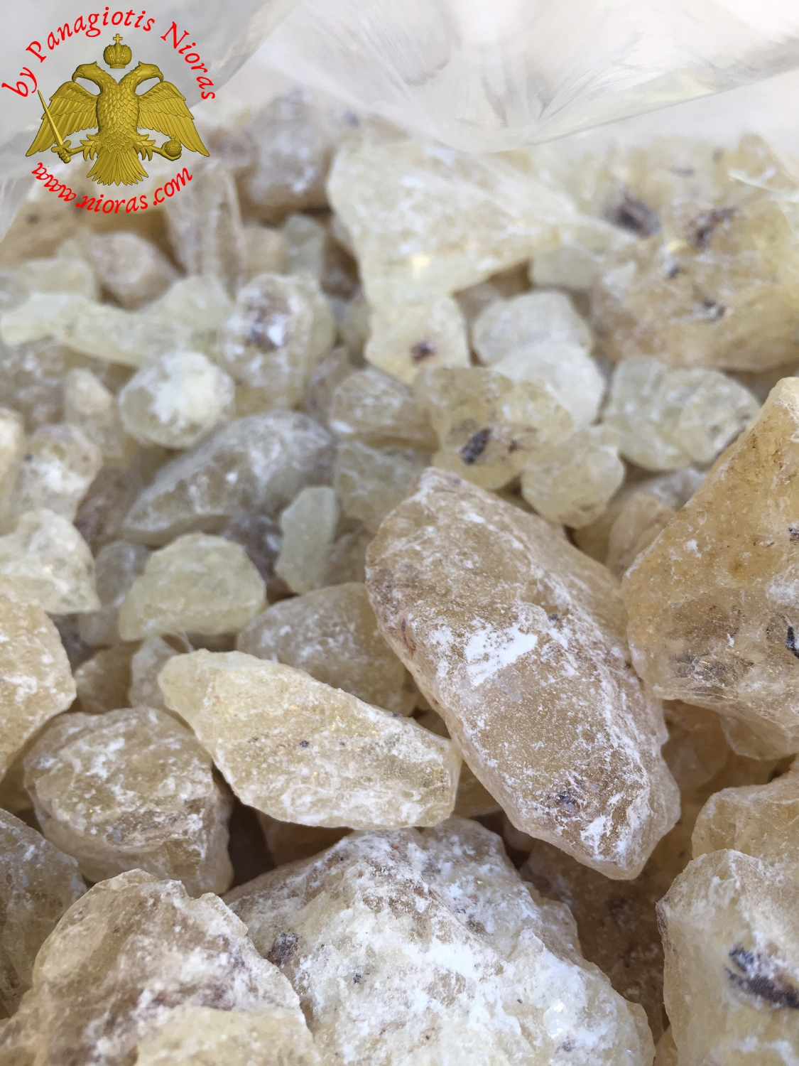 Natural Frankincense Resin Gum Dammar Incense