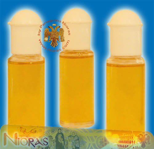 Various (Perfumed Holy Oil)-3 Bottles of 20ml-