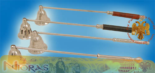 Candle Snuffer Nickel