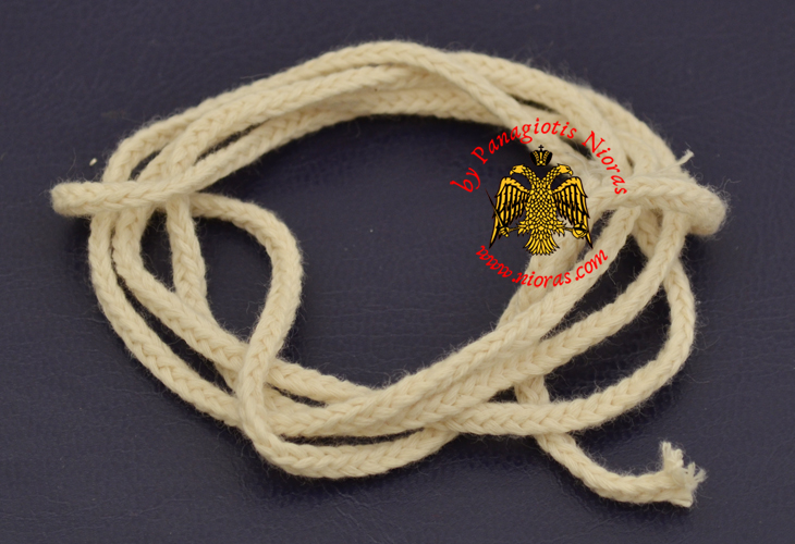 Wicks from Cotton 3mm for Paraffin Spirit or Kerosene Oil Lamps 10m