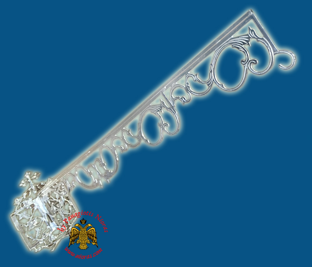Bracket For Oil Candle Nickel 95cm