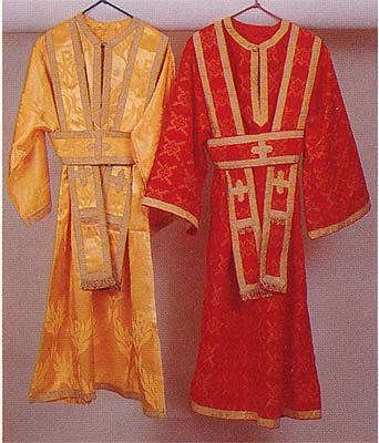 Altar Boy Vestment No.83-2