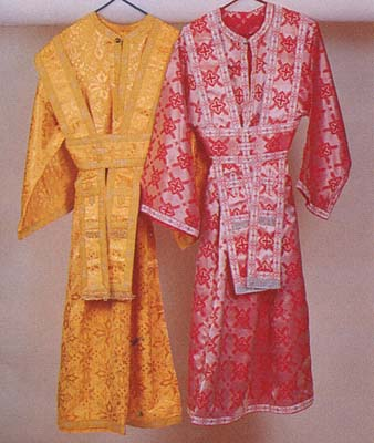 Altar Boy Vestment No.83-3