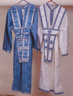 Altar Boy Vestments No.83-4