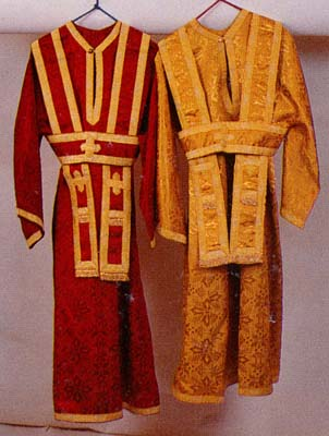 Altar Boy Vestment No.83-7
