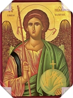 Archangels & Various Laminated Icons