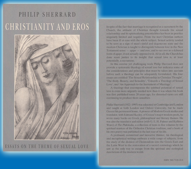 Christianity and Eros: Essays on the Theme of Sexual Love