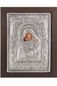 Byzantine Silver Plated Icons