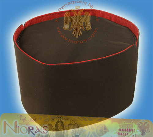 Orthodox Clerical Hat - Kalpaki B