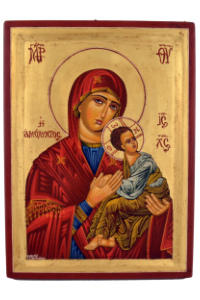 Hand Painted Byzantine Icons