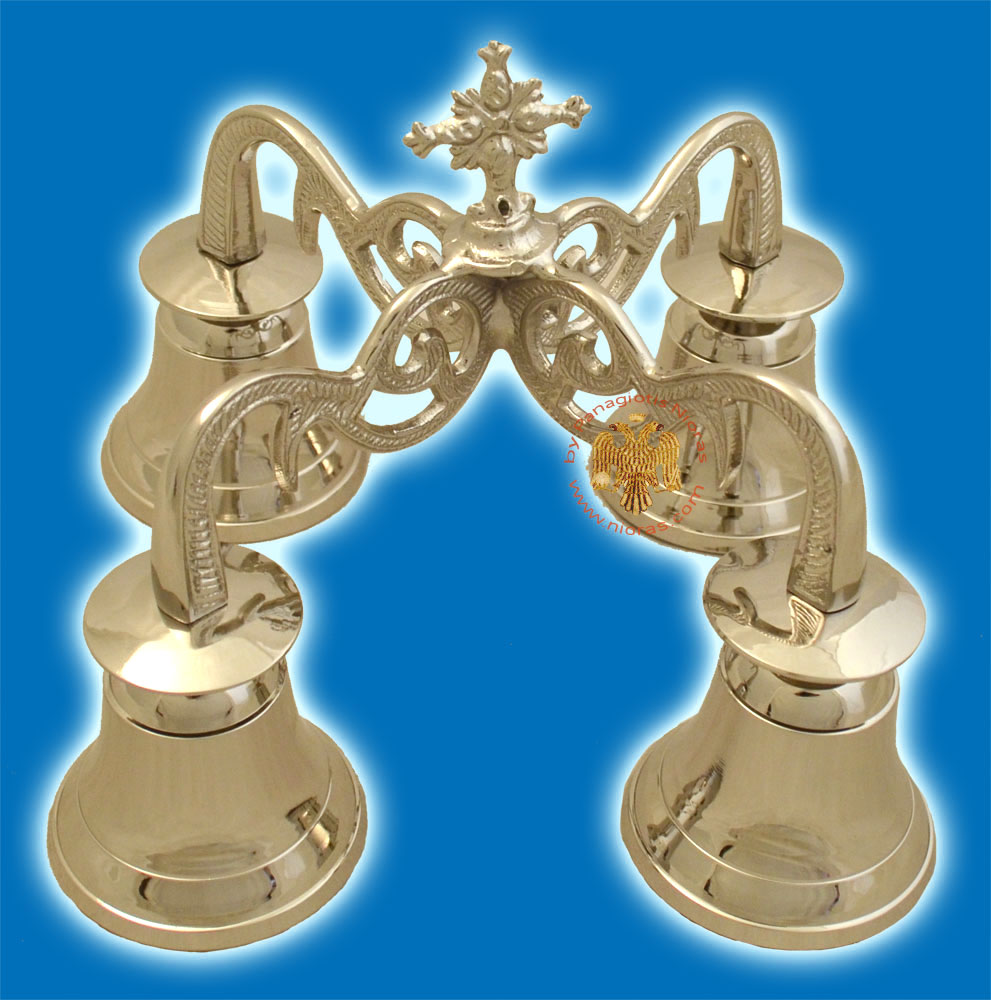 Catholic Altar Bells Quad N