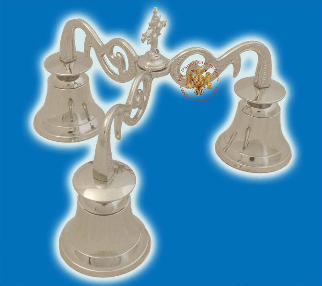 Catholic Altar Bells Triple N