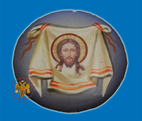 Enamel Round Icon