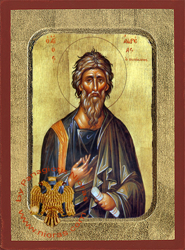 Andrew the Apostle the First Called - Liondas