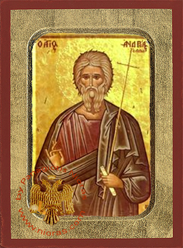 Andrew the Apostle the First Called