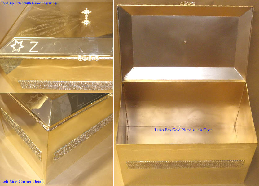 Reliquary or Relics Box <b>Special Order </b>
