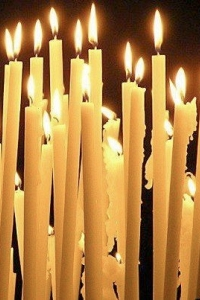 Orthodox Church Candles