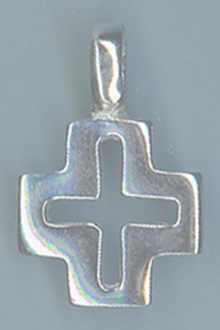 Silver 925 Crosses & Pendants