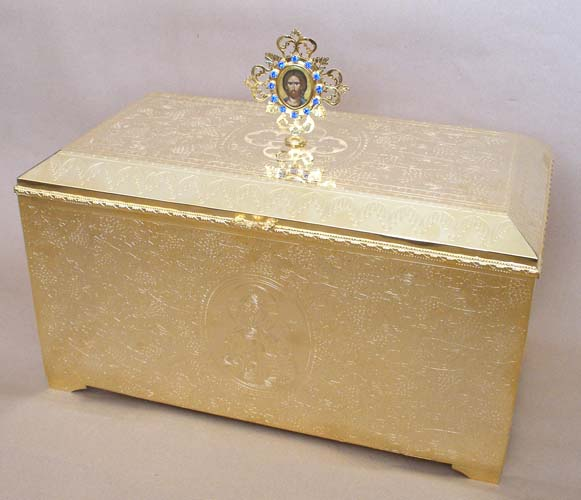 Holy Table Reliquary or Relics Box <b>Special Order</b>